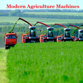 Modern Agriculture Machines icon