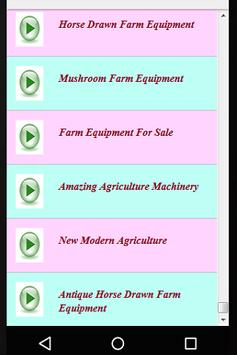 Modern Agriculture Machines screenshot 1