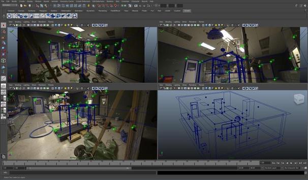 Maya Visual Effects Manual screenshot 4