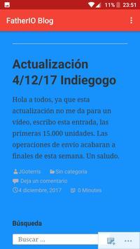 FatherIO Blog (No funciona) screenshot 1