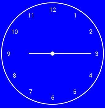 Acerte o Relógio poster