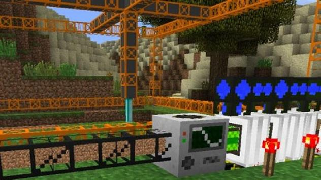 Energy Life Ideas Minecraft screenshot 2