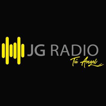 JG Radio Tu Angel poster