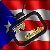 TV Puerto Rico Guide Free icon