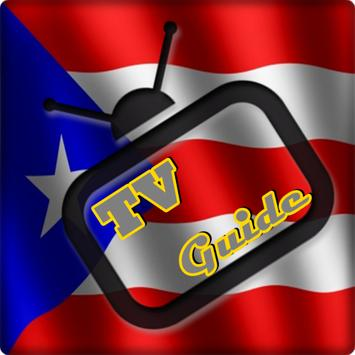 TV Puerto Rico Guide Free screenshot 1
