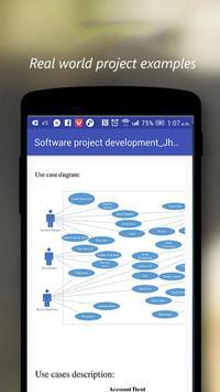 project pal-Software Engineering screenshot 1