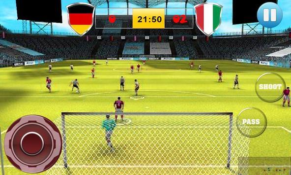 Football World Cup 2018 League Game screenshot 3