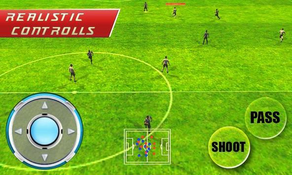 Football World Cup 2018 League Game screenshot 5