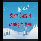 Santa Claus Is Coming To Town Offline icon