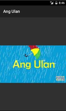 Philippines Pinoy Ang Ulan poster
