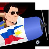 Duterte for President Campaign icon