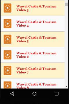Poland Wawel Castle Tourism Guide screenshot 1