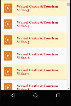 Poland Wawel Castle Tourism Guide screenshot 3