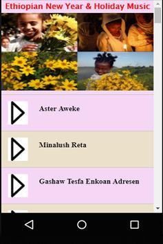 Ethiopian New Year & Holiday Music screenshot 6