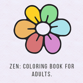 Zen Coloring Book For Adults APK