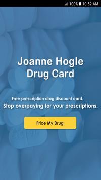 Hogle Drug Card poster