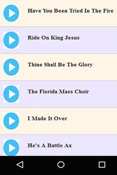Old Gospel Choir Songs 70's-90's apk screenshot