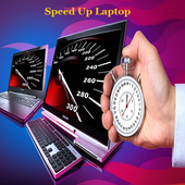 Speed Up Laptop icon