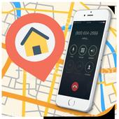 Caller Location Tracker Gps icon
