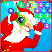 Santa Bubbles Shooter icon