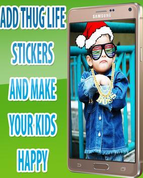 Swagger emoji face & stickers apk screenshot