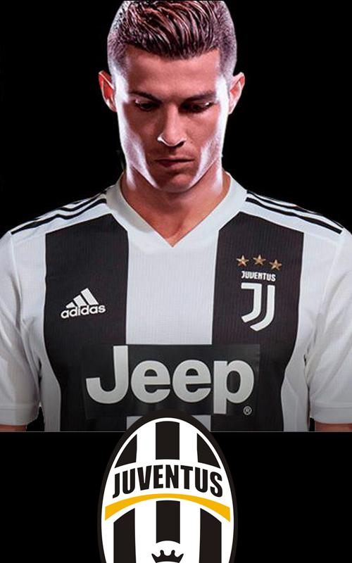 hot sale online f87f3 5d520 CR 7 Juventus HD Wallpaper for Android - APK Download
