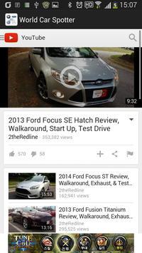 World Car Spotter apk screenshot