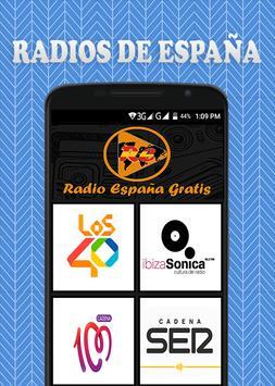 Radios de España Gratis apk screenshot