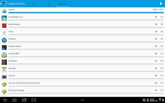 NoRoot Data Firewall apk screenshot