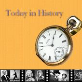 Today in History icon