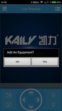 Kaily Robot Cleaner poster