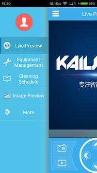 Kaily Robot Cleaner screenshot 3