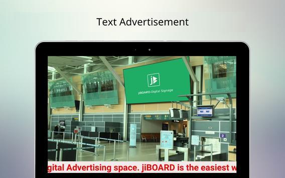 jiBOARD - Digital Signage apk screenshot