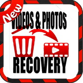 Recover deleted images 2017 icon