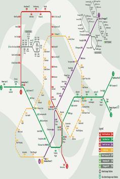 Singapore Offline MRT map screenshot 4