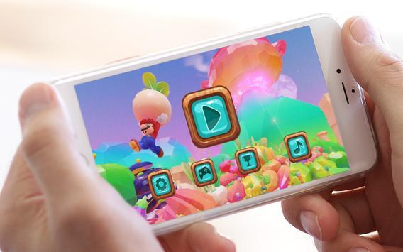 Jigsaw Kids Mario poster