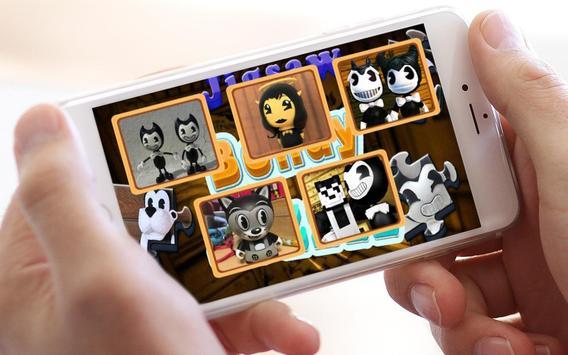 Jigsaw Bendy Puzzle Toys screenshot 1