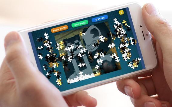 Jigsaw Bendy Puzzle Toys screenshot 5