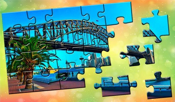 Big puzzles poster