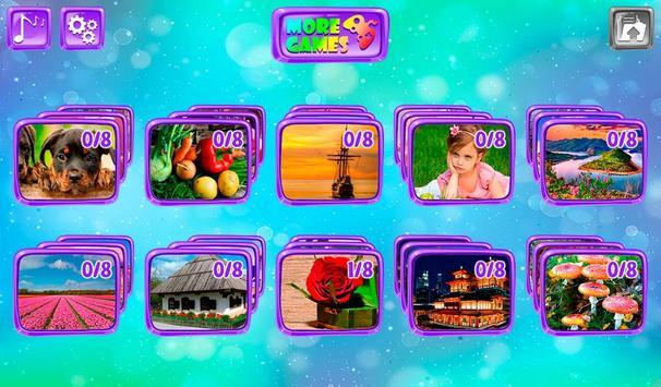 Puzzles screenshot 1