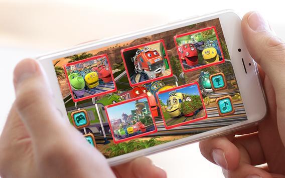 Jigsaw Chuggi Kids screenshot 1