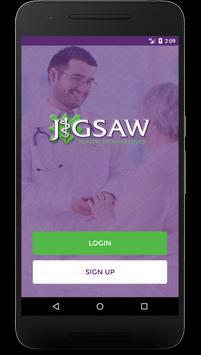 Jigsaw Health poster
