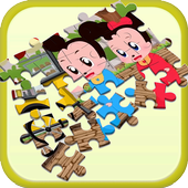 Puzzle for MlCKEY&MlNNlE icon
