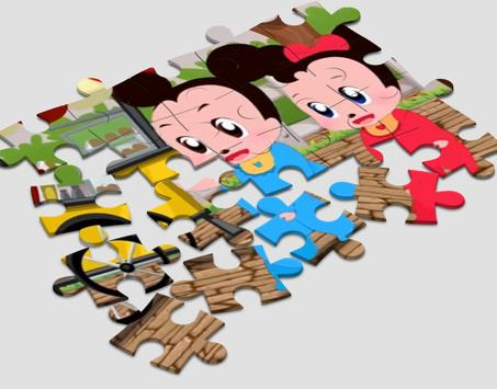 Puzzle for MlCKEY&MlNNlE poster