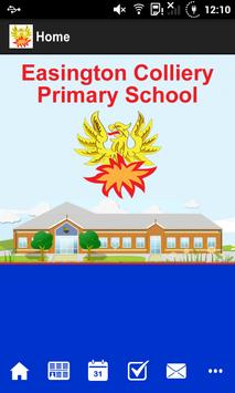 Easington Colliery Primary poster