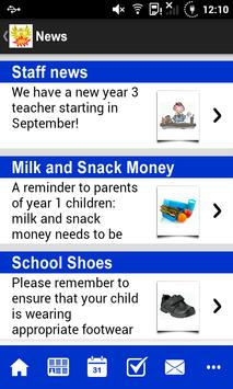 Easington Colliery Primary apk screenshot