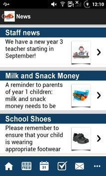 Eleanor Palmer Primary School apk screenshot