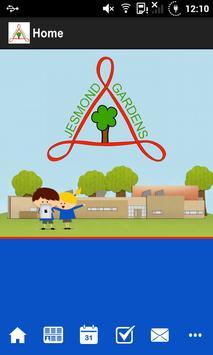 Jesmond Gardens Primary School poster