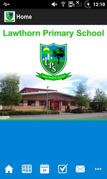 Lawthorn Primary School poster