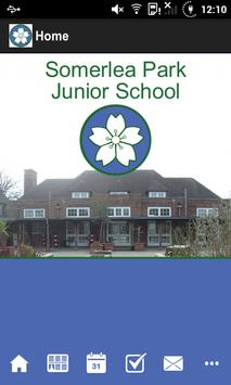 Somerlea Park Junior School poster